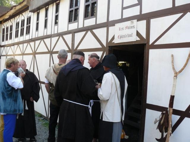 Foire médiévale de Franchimont Franch20