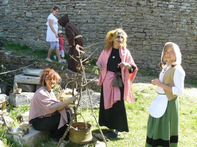 Foire médiévale de Franchimont Franch23