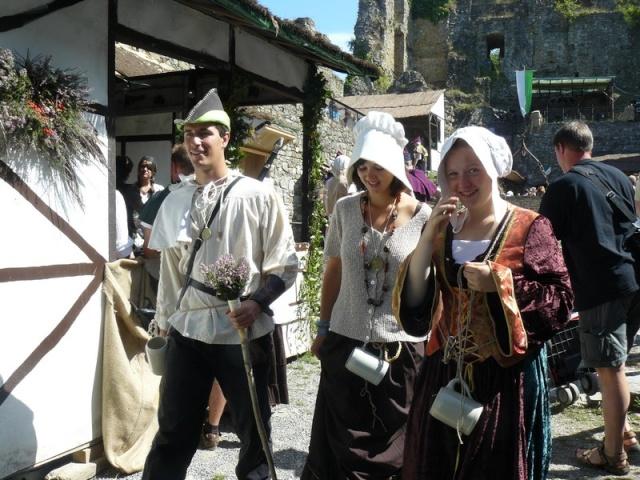 Foire médiévale de Franchimont Franch29