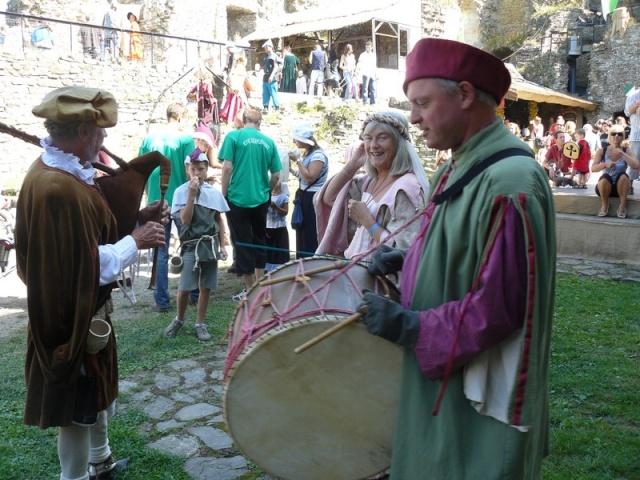 Foire médiévale de Franchimont Franch34