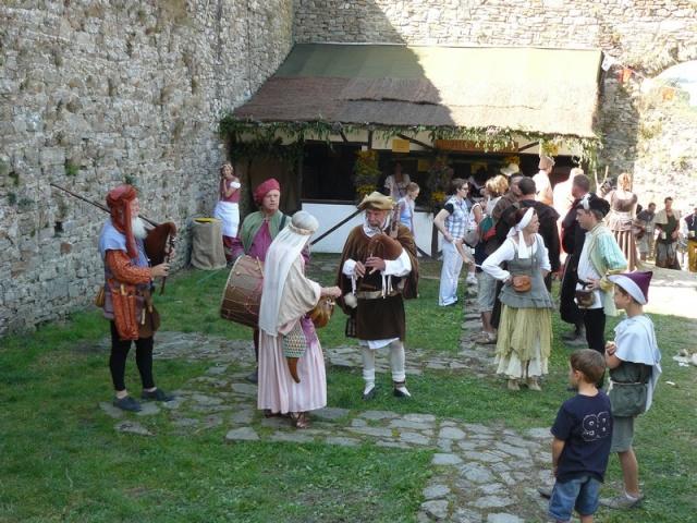 Foire médiévale de Franchimont Franch35