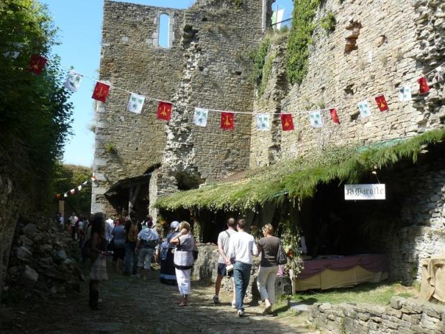 Foire médiévale de Franchimont Franch45