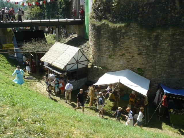 Foire médiévale de Franchimont Franch48
