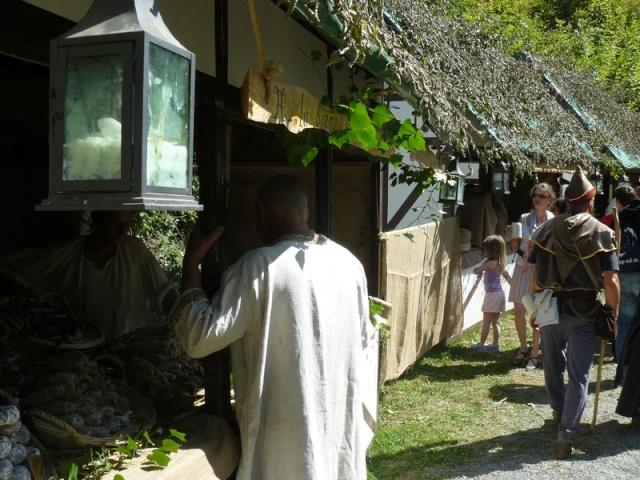 Foire médiévale de Franchimont Franch51