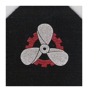 Les insignes de spécialité de la ZM-FN N1654710