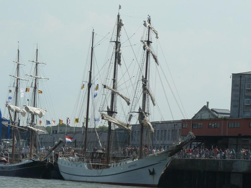 Ostende à l'ancre (Partie 2 : ce qu'il y avait à voir !) Osten227