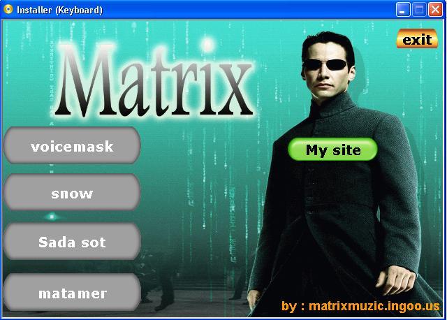 جميع برامج الشات الصوتى المطامر الصوتى -الكام الوهمى - تغير الصوت-صدى الصوت Matrix11