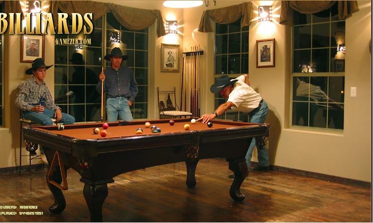 GameZer | Billiards Online Games