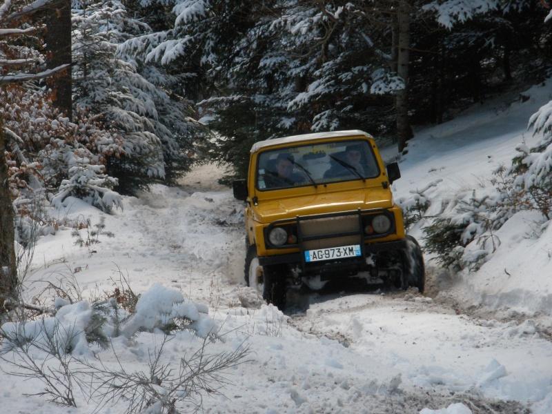 rando du 30/01/10 dans la neige 115