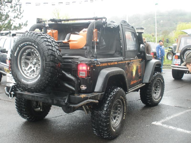 chambon sur jeep 2010 Monist25
