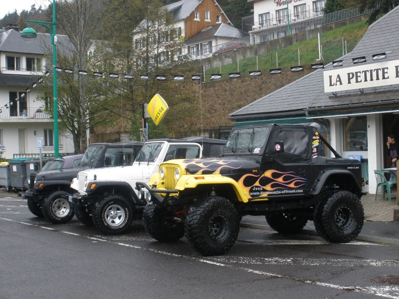 chambon sur jeep 2010 Monist27