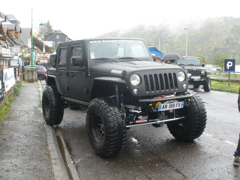 chambon sur jeep 2010 Monist28