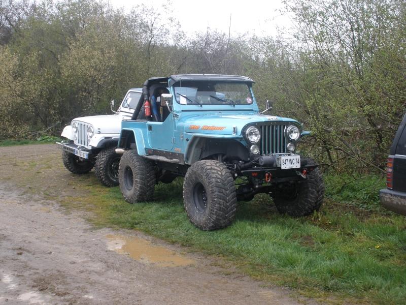 chambon sur jeep 2010 Monist33