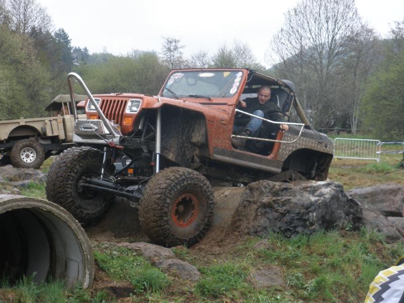 chambon sur jeep 2010 Monist42