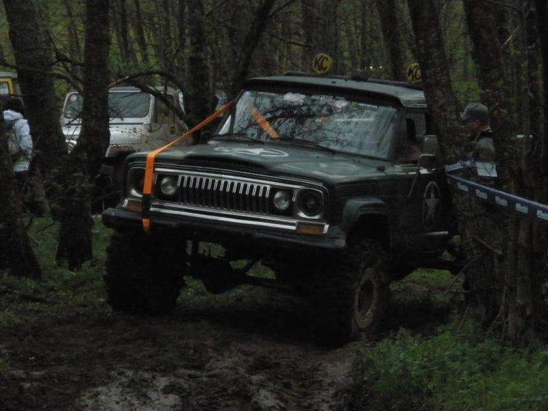 chambon sur jeep 2010 Monist46