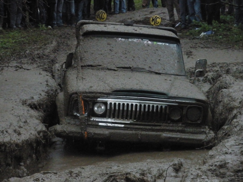 chambon sur jeep 2010 Monist47