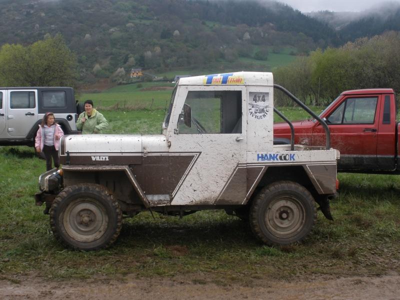 chambon sur jeep 2010 Monist48