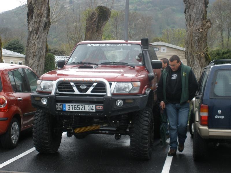 chambon sur jeep 2010 Monist50
