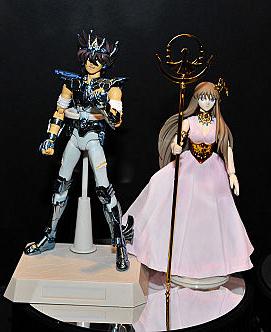 [Febbraio 2011]Seiya V2 Broken(OCE) & Saori Kido(OCE)-Limited Tamashii Feature- Ap201011