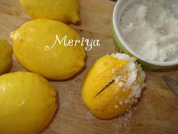 Citrons confits fait maison à la marocaine / 7amed ou Hamd Msseyer ou Mra9ed ou Mrakad Dsc07217