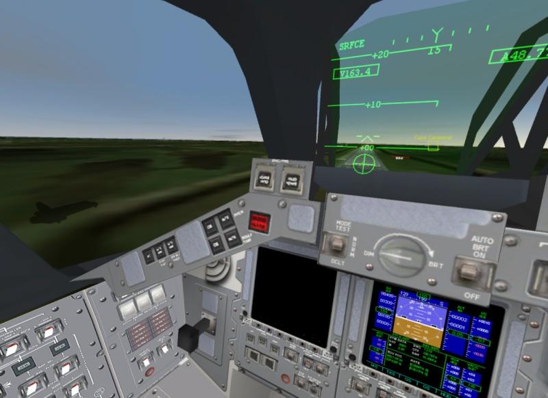 [Orbiter] Station Alex Approc14