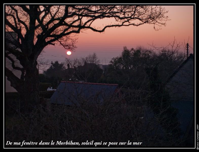 Coucher de soleil de la Fenêtre, en Morbihan Fenetr10