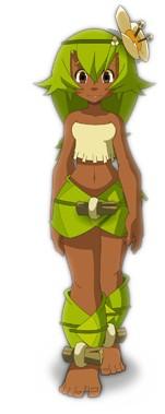 Wakfu (Dessin-animé) Amalia10