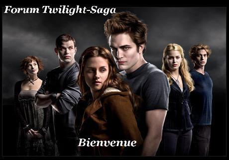 Tout sur Twilight.
