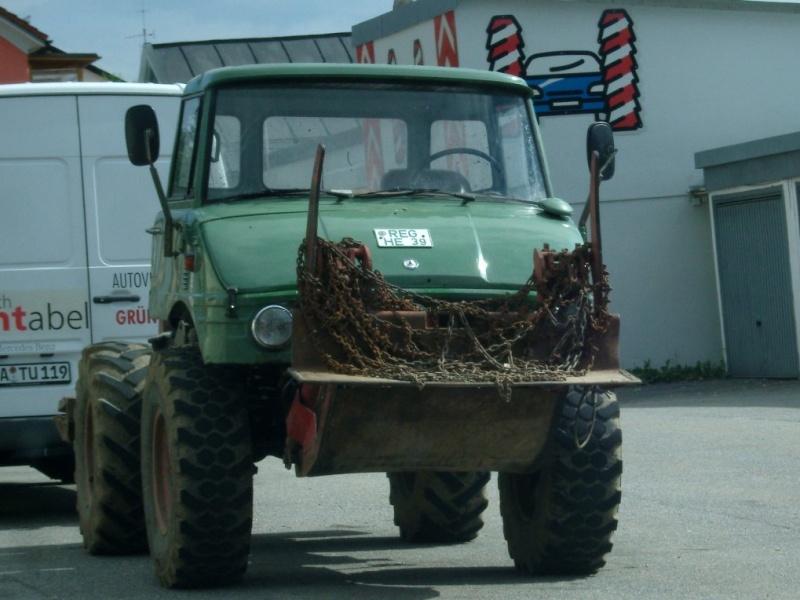 unimog mb-trac wf-trac pour utilisation forestière dans le monde - Page 2 36803910