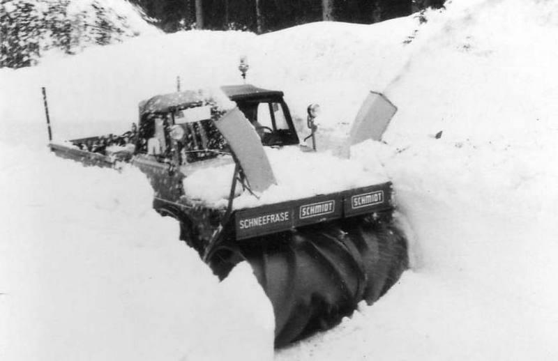 photos unimog chasse neige 93900110