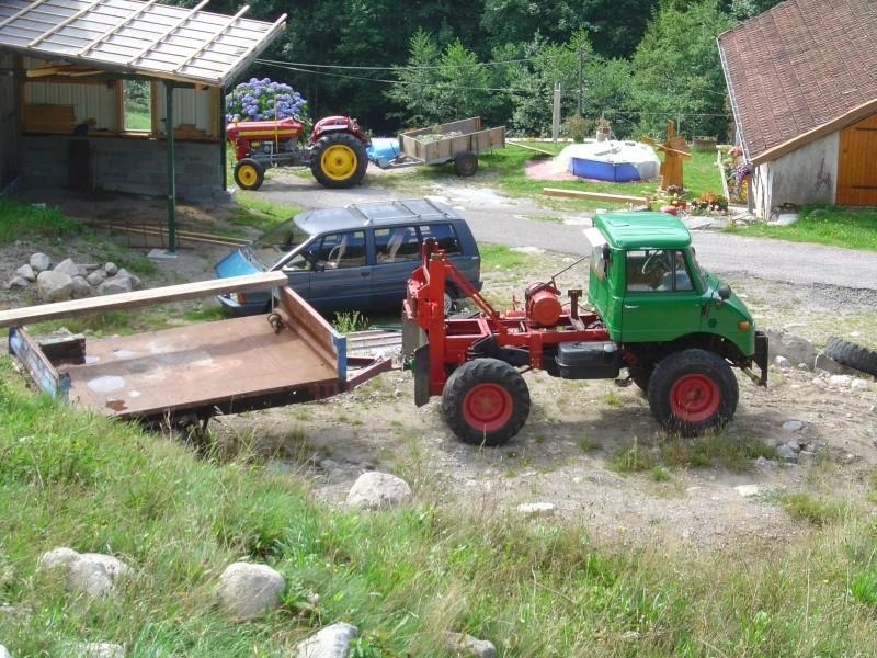 unimog mb-trac wf-trac pour utilisation forestière dans le monde - Page 4 Dsc03210