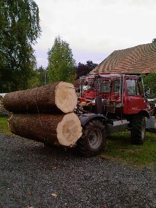 unimog mb-trac wf-trac pour utilisation forestière dans le monde - Page 2 Forst510