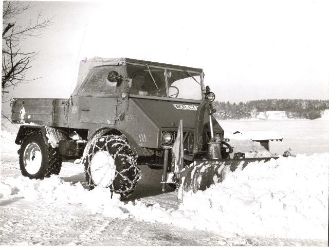 photos unimog chasse neige Unimog19