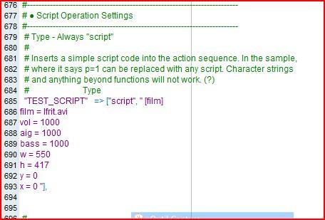 Animation de combat + Script Vidéo Script10