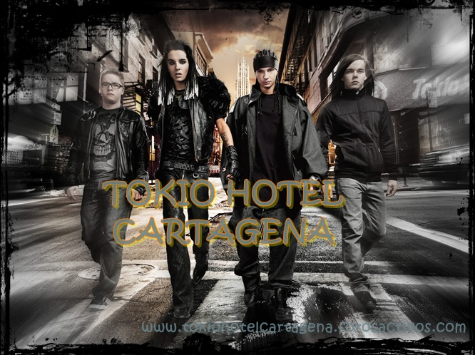 Tokio Hotel Cartagena