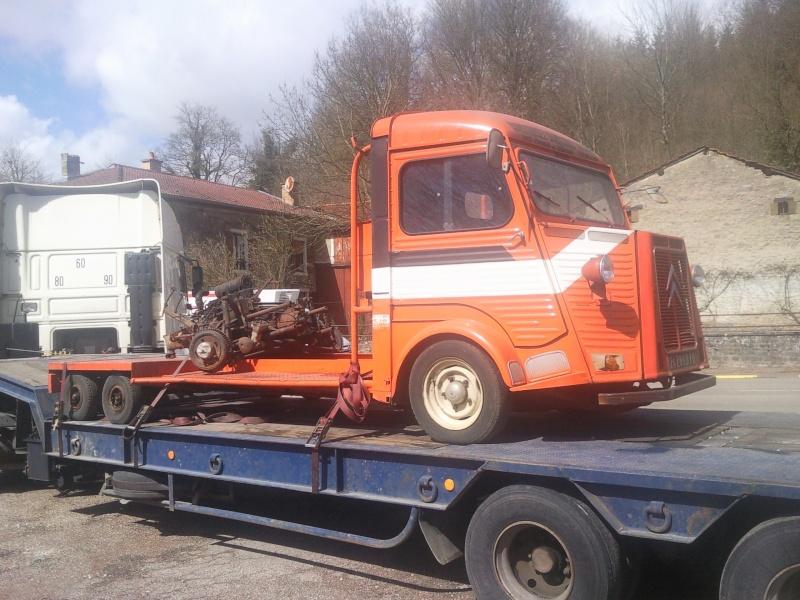 Type Hw doubles essieux Snc00110