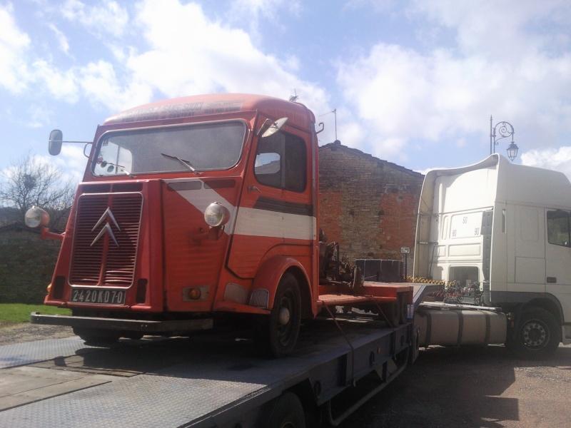 Type Hw doubles essieux Snc00111