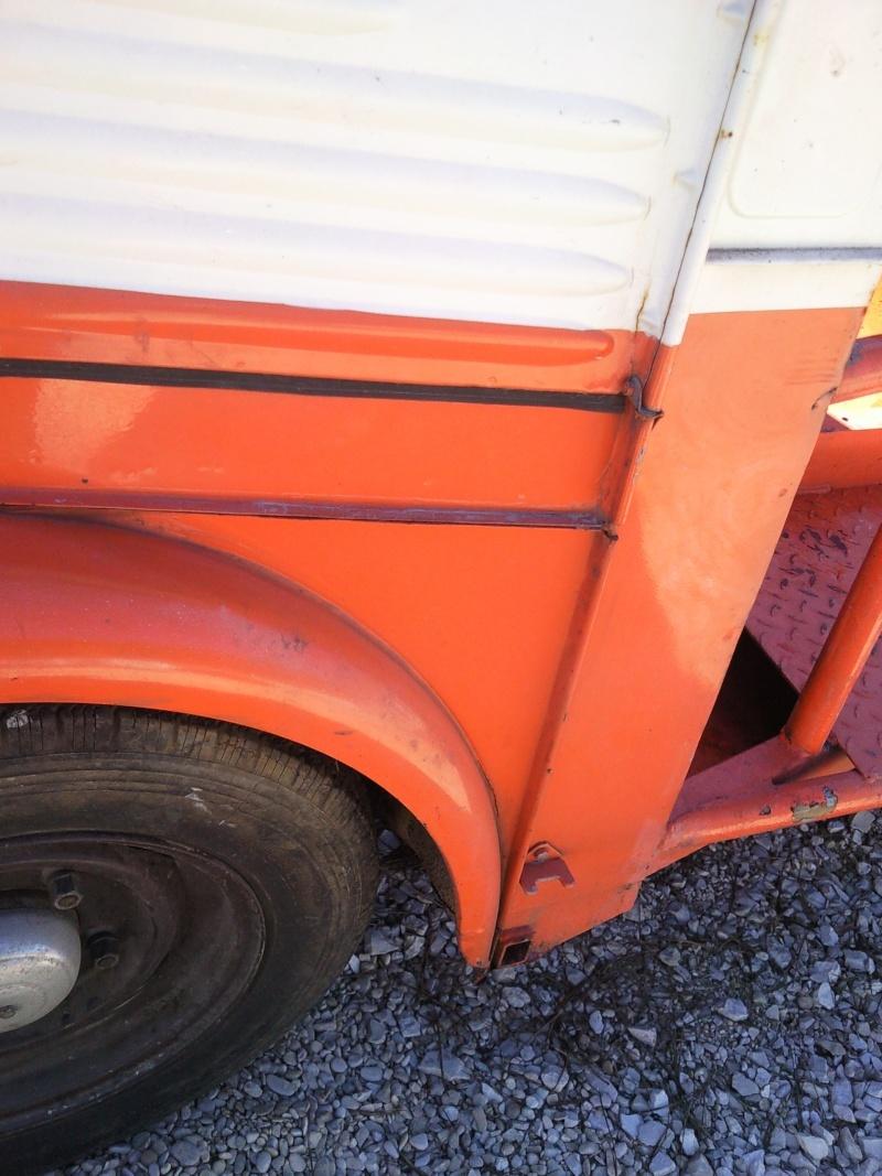 Type Hw doubles essieux Snc00118
