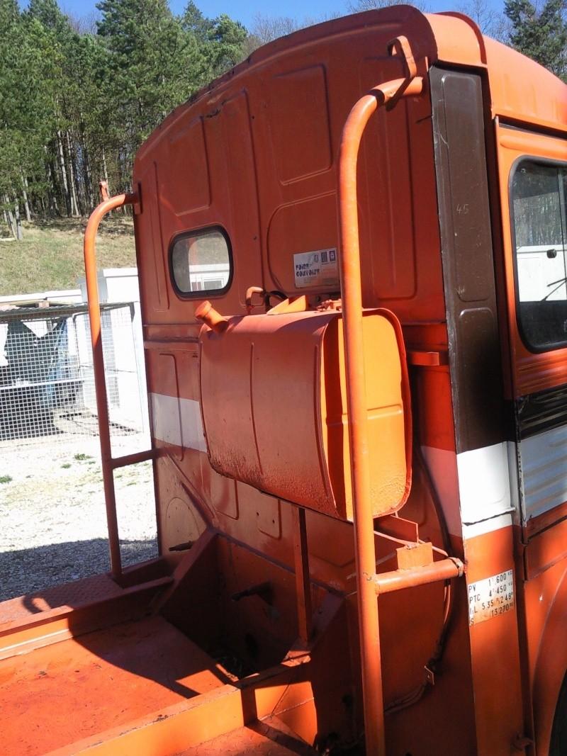 Type Hw doubles essieux Snc00120