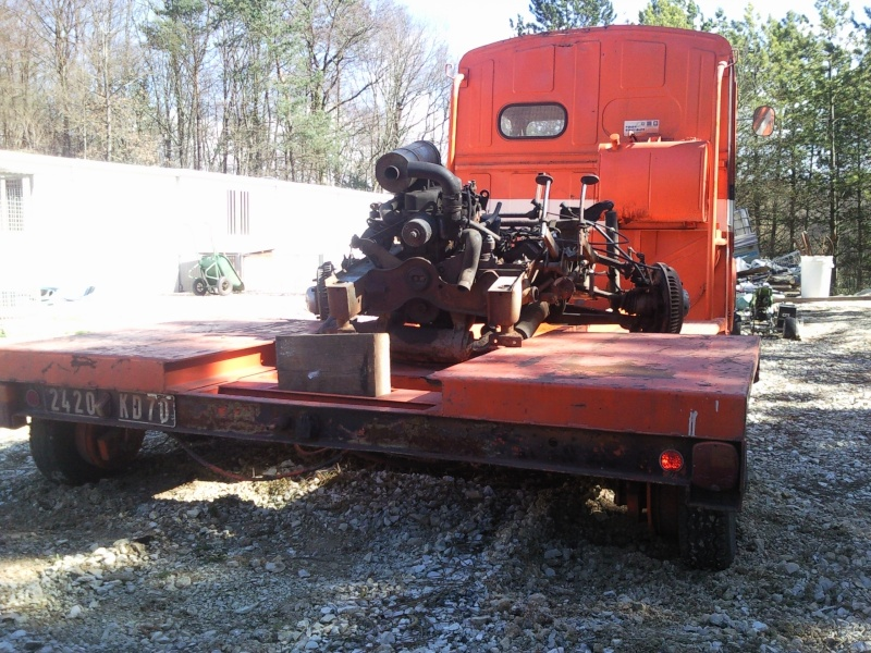 Type Hw doubles essieux Snc00121