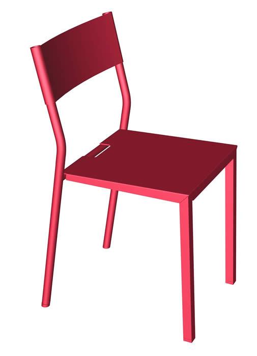 La chaise musicale N°1 Chaise10