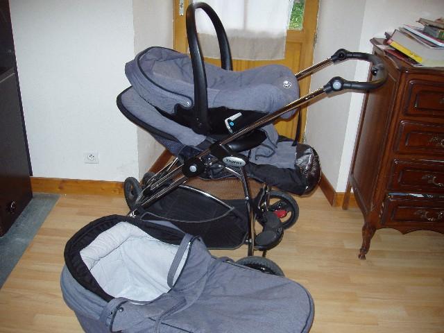 poussette trio bébé confort trophy : VENDUE P1010114
