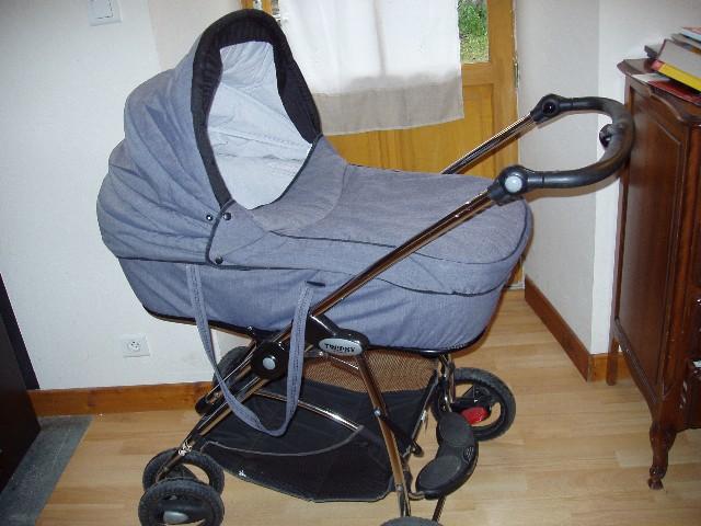 poussette trio bébé confort trophy : VENDUE P1010115