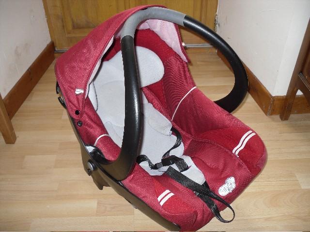 poussette trio bébé confort trophy : VENDUE Sam_0711