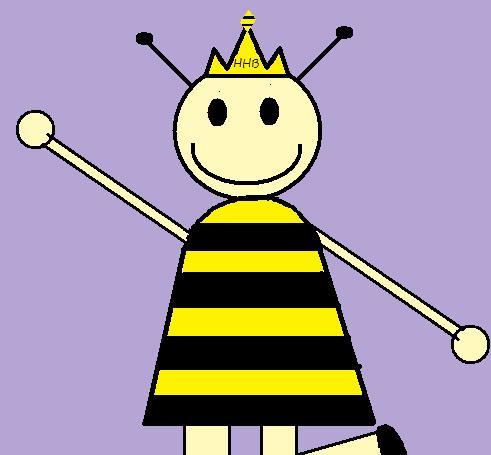 Helpful Honey Bee Mascot! (winner announced) Huney10