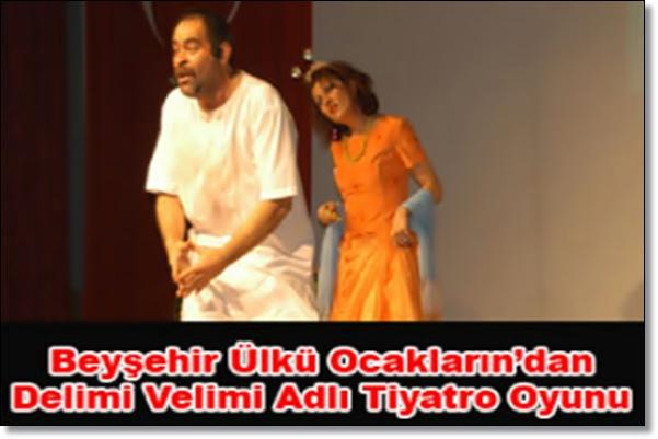 Beyşehir Ülkü Ocaklarından Tiyatroya Davet Yrbinx10