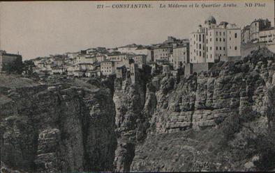 10 belles CPA de Constantine Const510