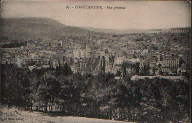10 belles CPA de Constantine Const710