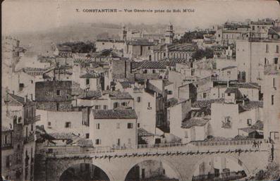 10 belles CPA de Constantine Const910