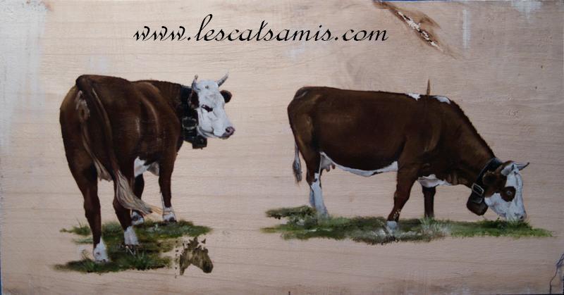 Cathy peintre animalier - Page 5 Meuh_410